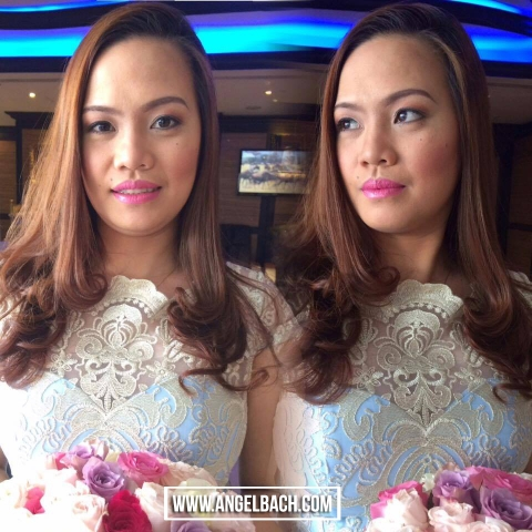 Pinay Bride, No makeup look, Natural Look, Day makeup