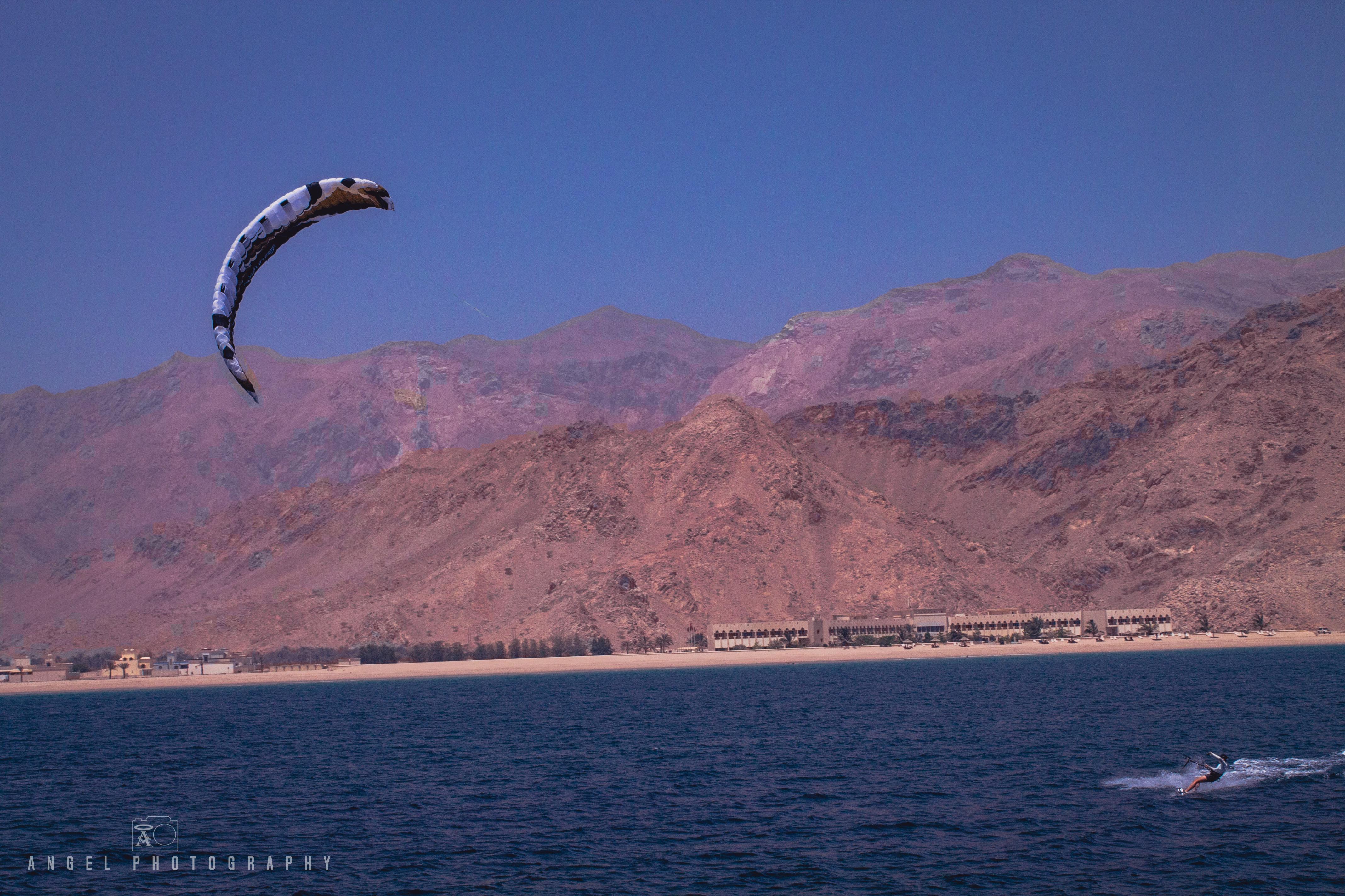 Dibba, Oman, Landscape, Dhow Cruise, Musandam Tour, Kite Surf