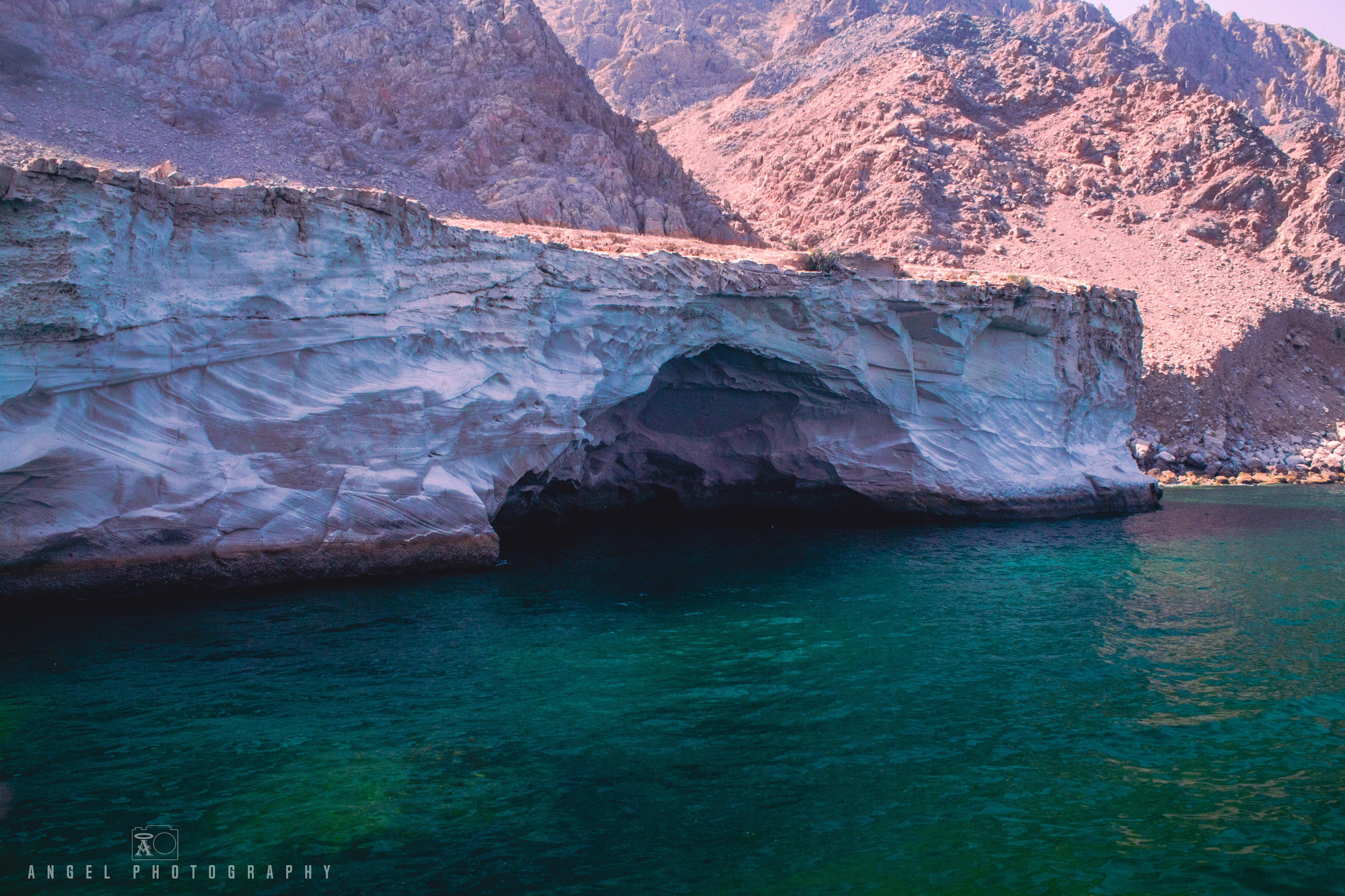 Dibba, Oman, Landscape, Dhow Cruise, Musandam Tour, Limestone