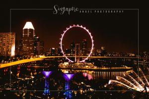 Singapore Eye, Singapore, Long Exposure, Photography