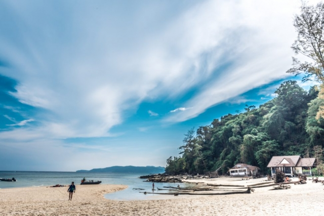 Phuket, Thailand, Island Hopping Phuket, Nature, Photography, White Beach, Sailing, Bamboo Island