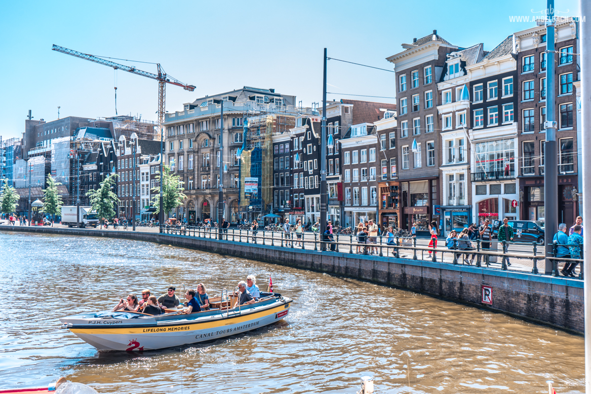 Amsterdam, Canal Tour, Amsterdam Canal, Angel Bach Photography, Photography, Architecture, Netherlands, Summer in Amsterdam