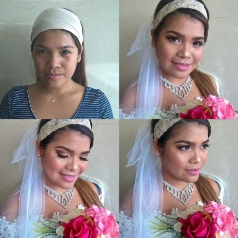 Bridal Look, Soft Glam, Angel Bach Makeup, Best Look, Makeup Transformation