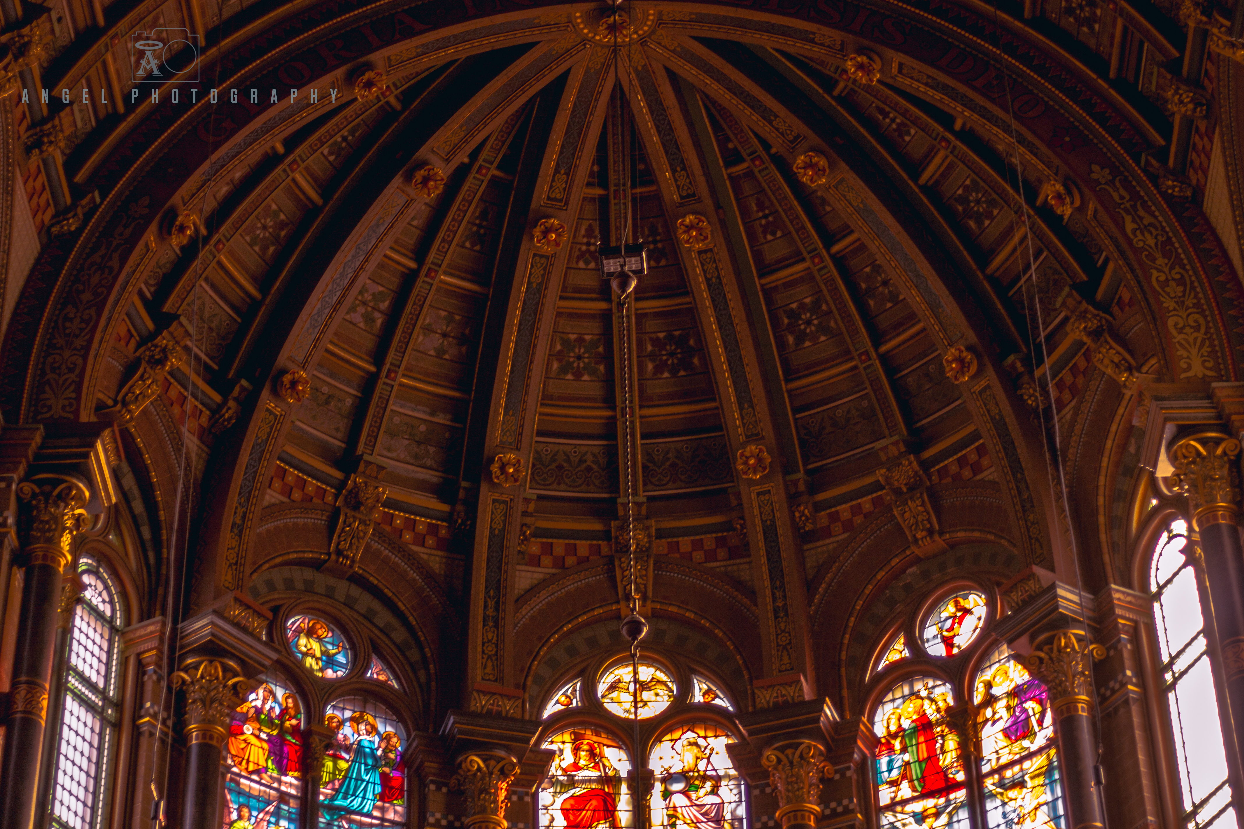 Amsterdam, Vintage building, Street Photography, Netherlands, Day tour in Amsterdam, Saint Augustine Church Amsterdam