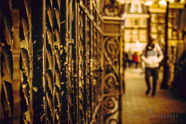 Amsterdam, Vintage building, Street Photography, Netherlands, Day tour in Amsterdam, Saint Augustine Church Gate