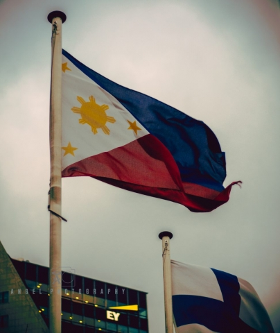 Rotterdam, Cityscape, Winter Season, Day Tour in Rotterdam, Contemporary City, Expat, Philippine Flag in Netherlands