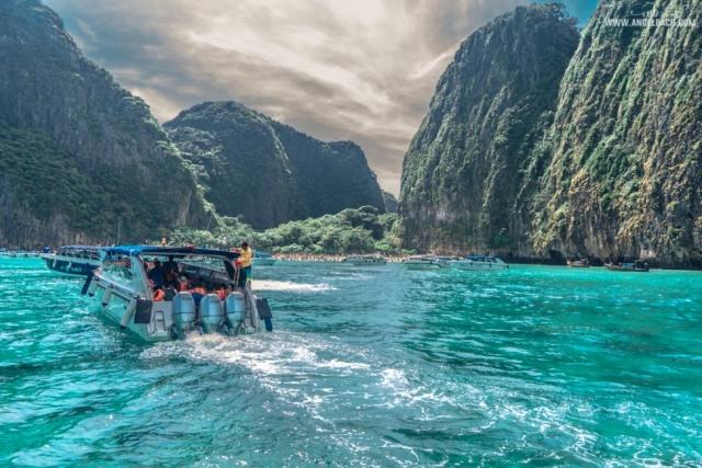 Phuket, Thailand, Island Hopping Phuket, Nature, Photography, White Beach, Sailing, Maya Bay