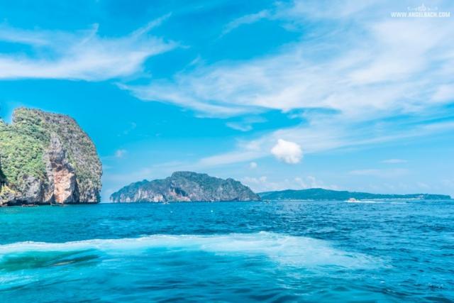 Phuket, Thailand, Island Hopping Phuket, Nature, Photography, White Beach, Sailing, Cloudscape, Seascape