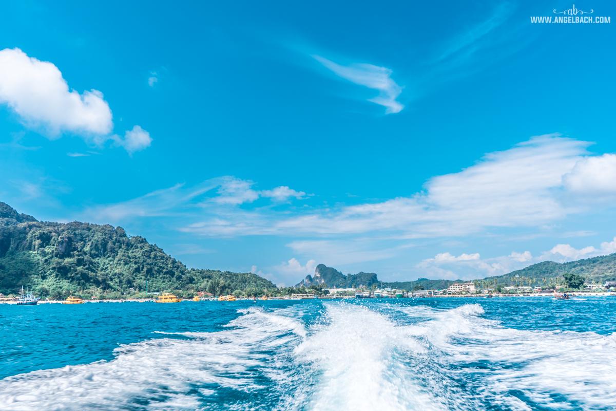 Phuket, Thailand, Island Hopping Phuket, Nature, Photography, White Beach, Sailing, Ocean Waves