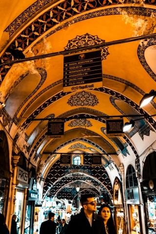 Grand Bazaar, Istanbul, What is inside Grand Bazaar, Stores in Grand Bazaar, Largest Market in the world